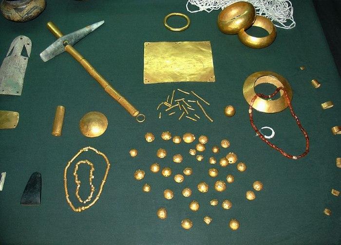 золото варны болгария