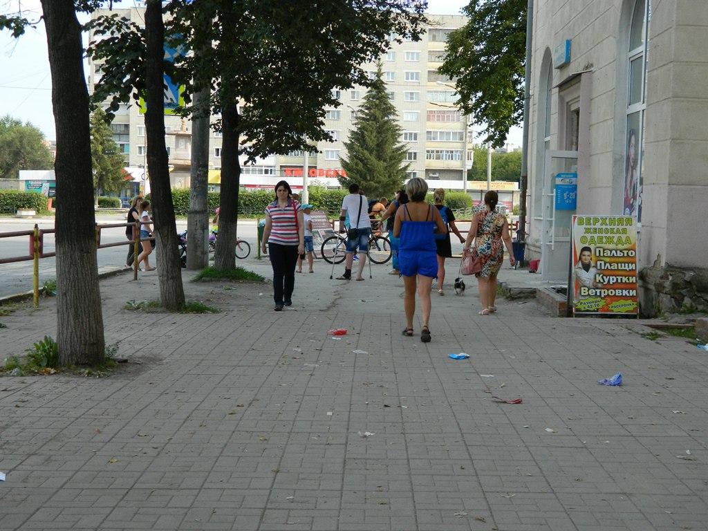 Автостопом по Уралу: Шадринск-Каменск-Уральский