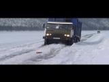 Дальнобойщики Севера . Дороги крайнего севера Зимник RUSSIAN ROADS #2