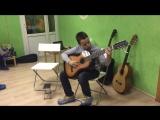 С концерта 16.12.16 Делушкин Рок-н-ролл исполняет Владимир