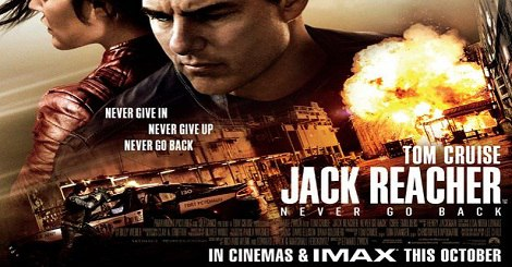 Jack Reacher Never Go Back Torrent