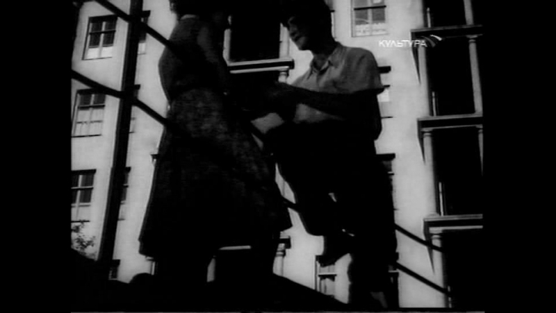 НАШ ДВОР (1956) - мелодрама, трагикомедия. Резо Чхеидзе