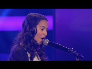 Pink - F--king Perfect (Maira) - The Voice Kids 2013 - Blind Audition - SAT.1