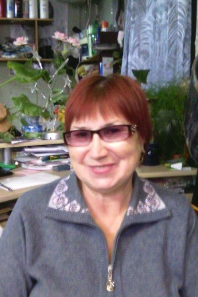 Валентина Головчанская (Бабошина)