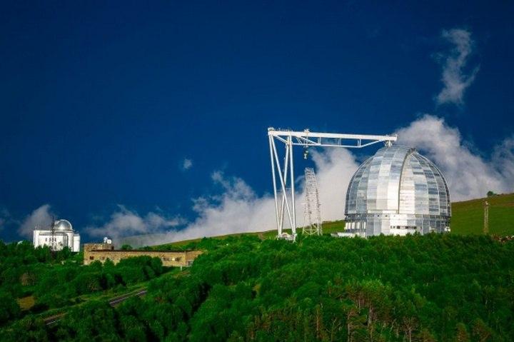 В САО РАН пройдет выставка космических инсталляций австрийских и российских художников