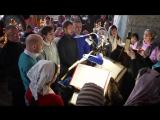 Совет превечный - Правый хор храма Преображения Господня (Астрахань)
