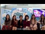 161119 T-ARA reaction on MBC Music Core