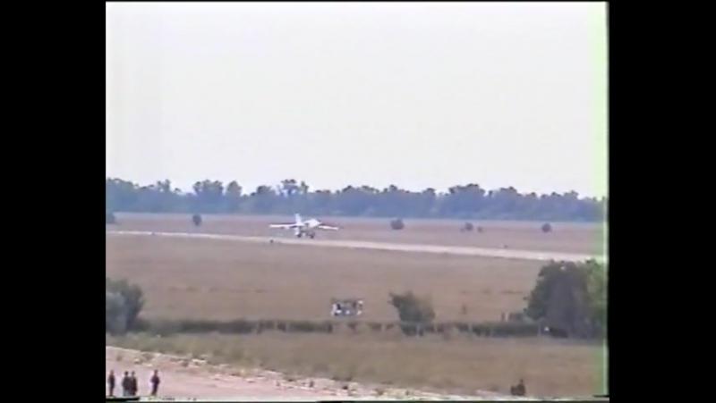 Полёты и отлёт крайнего борта в 511-м ОРАП (аэродром Буялык в Одесской области)