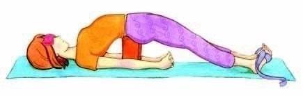 Как снять напряжение со спины.