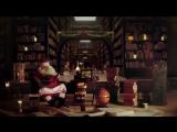 Линочка достала ответ на свое письмо от Деда Мороза)))))!!!! Яхууу))