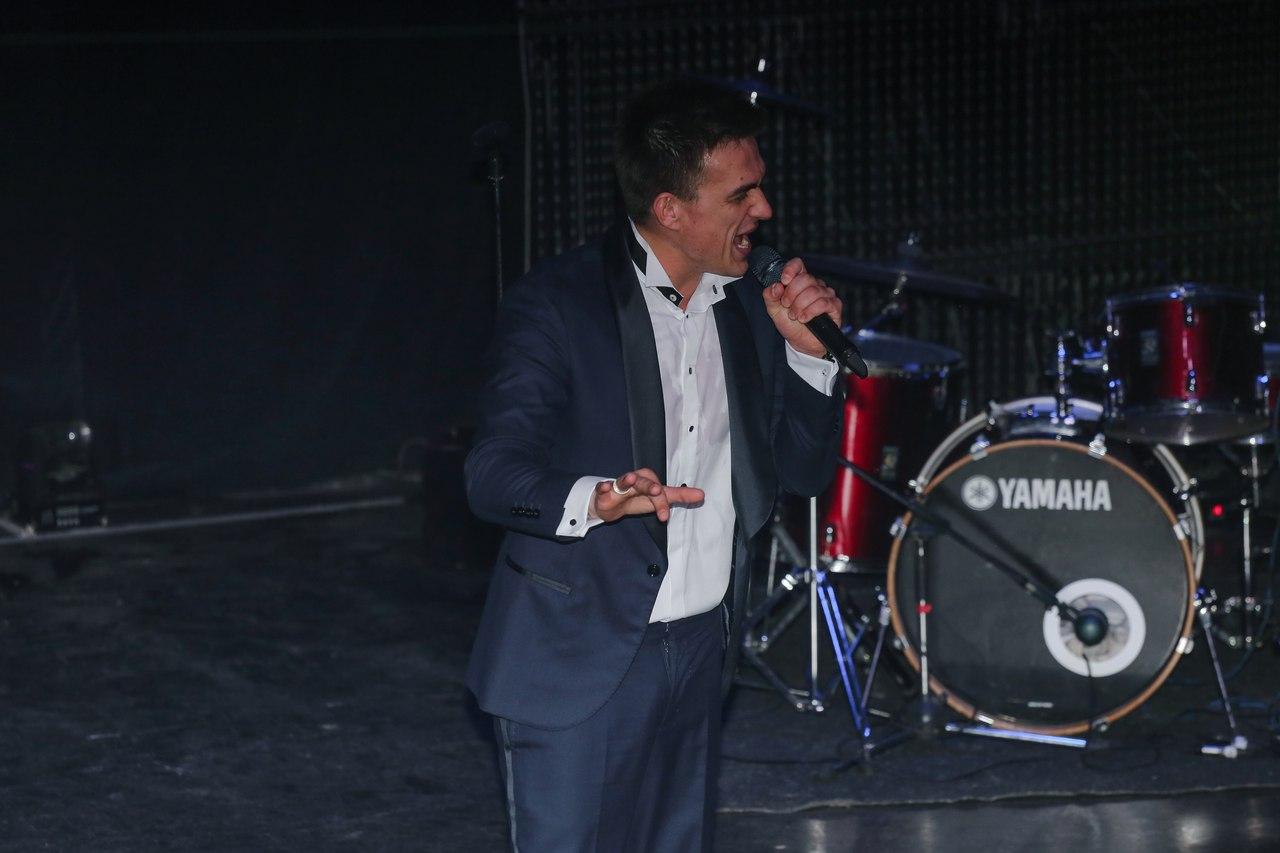 ВКирове прошел концерт Влада Топалова