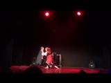 5-й Межклубный турнир по танца Марк Аврелий  Мисс Фитнес Мисс Фитнес Царицыно, Notre Dame de Paris
