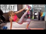 Full Body Calorie Torch Workout: Danielle Pascente