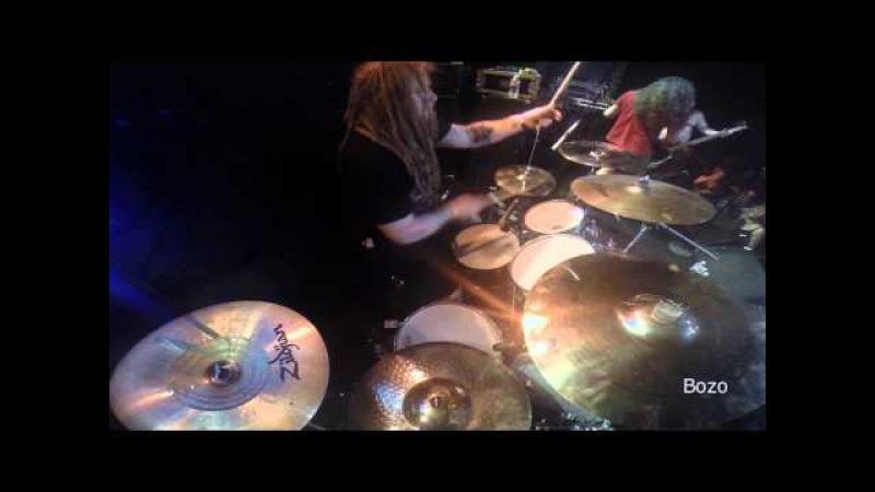Todd Hansen - King Parrot - Blaze In The Northern Suburbs/Bozo - HHFF2014