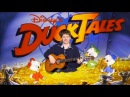 How to play on guitar Duck Tales/Утиные истории