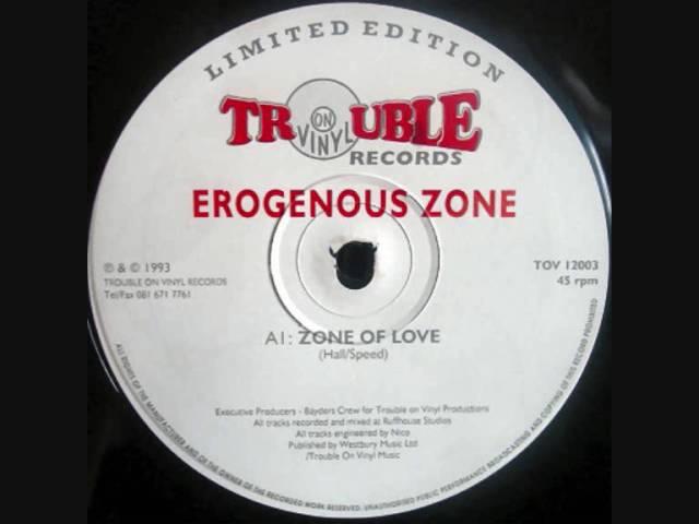 Erogenous Zone - Zone Of Love