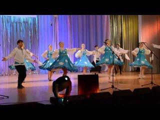 Народный самодеятельный коллектив хореографический ансамбль «Калинка»