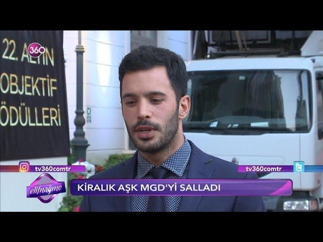 Barış Arduç ve dizi ekibi | MGD Ödül Töreni | 31 Mayıs 2016