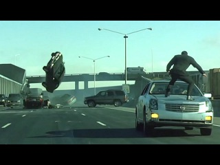 The Matrix Reloaded Car Chase (Behind The Scenes) #TBT - Fifth Gear