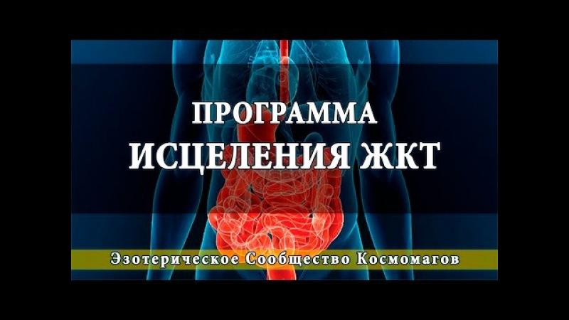 Космоэнергетика   Программа исцеления ЖКТ [Академия Энергетических Практик]