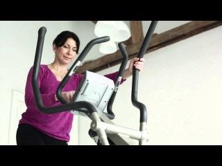 Похудей фильм! Обзор эллиптического тренажера Tunturi Pure Cross F8.0 . Как похудеть?