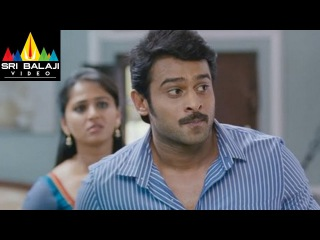 Mirchi Movie Comedy Scenes Back to Back | Prabhas, Anushka, Richa | Sri Balaji Video