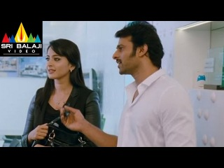 Mirchi Movie Love Scenes Between Anushka Prabhas | Prabhas, Anushka, Richa | Sri Balaji Video