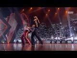 Танцы Sofa и Олег Клевакин (Егор Сесарев - Потанцуй Со Мной) (сезон 2, серия 12)