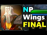 Team NP vs Wings - EPIC Grand Final! - Northern Arena BEAT Dota 2