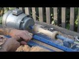 Резцы для токарного станка. Делаем рукоять ложкореза.