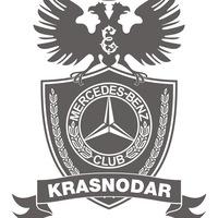 Логотип Mercedes-Benz Club Краснодар.