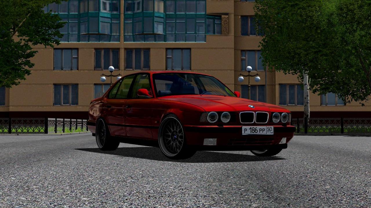 City Car Driving Topic Bmw M5 E34 1 5 1 1 2