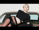 Miley Cyrus Pantyhose. Майли Сайрус в колготках