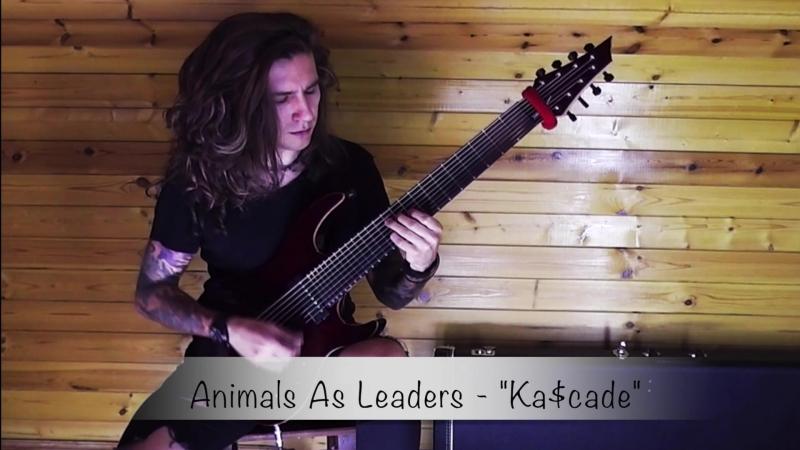 Alexi Chebotarev on Instagram Animals As Leaders Ka$cade