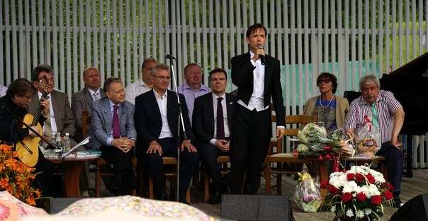 2 июля 2016 г, XLV Всероссийский Лермонтовский праздник, Тарханы, Пензенская область (фото) G9wRaVp2k-o