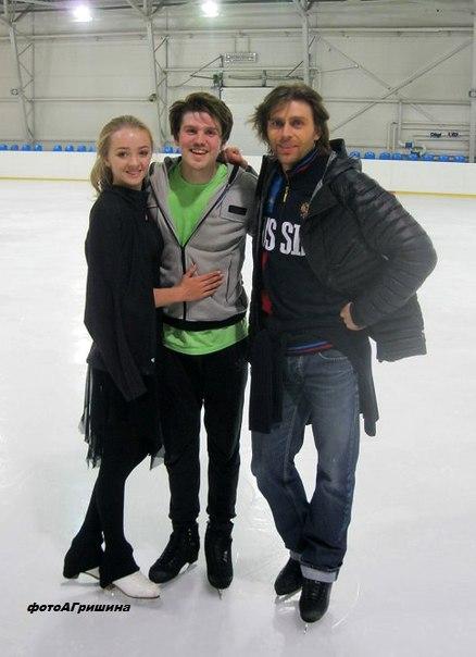 Alexandra Stepanova, Ivan Bukin, Peter Tchernyshev