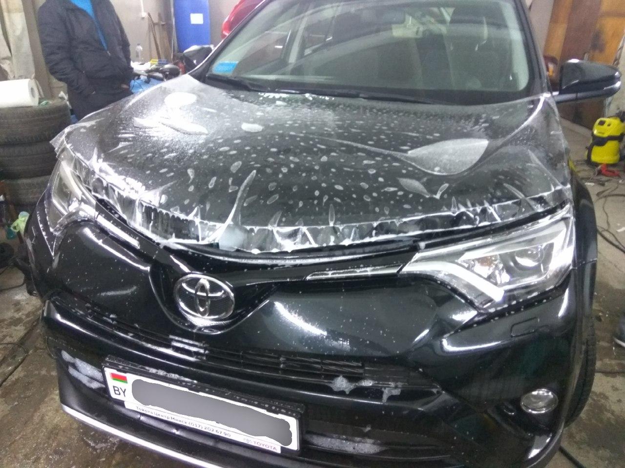 защита автомобиля в Гродно