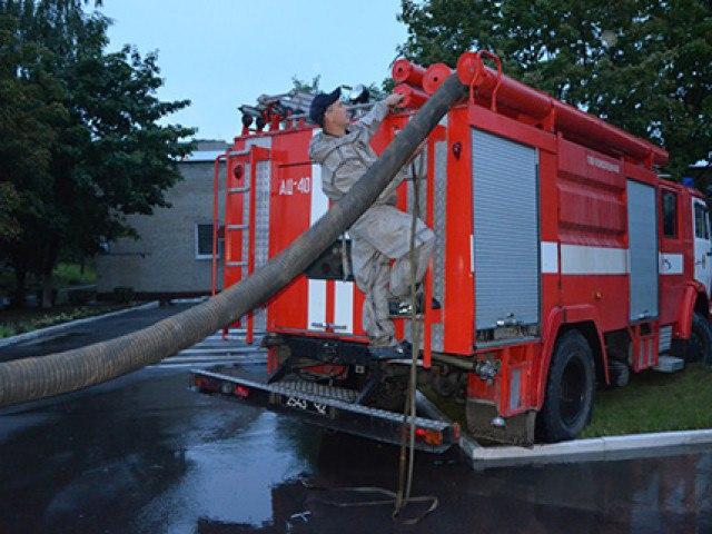 В Ростовской области затопило школу-интернат