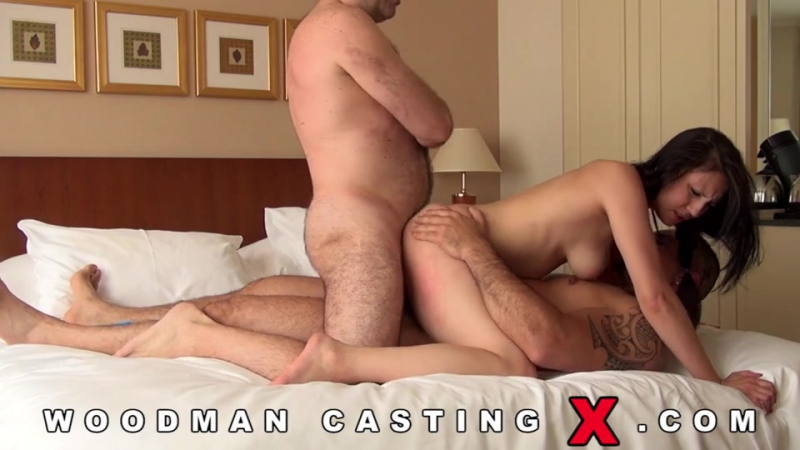 ✪ P O R N T I M E ✪ Woodman Casting Hard - Kirschley Swoon