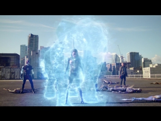 Кроссовер героев DC Часть №6 - Герои против Пришельцев