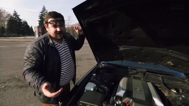 Test drayv ot Davidycha BMW 740i i1C