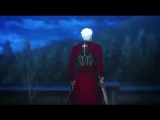 Судьба/Fate Арчер/Archer [Аниме-Клип 100]