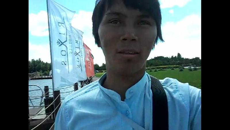 Арман шоу-Бурабайда Rixos-та-2