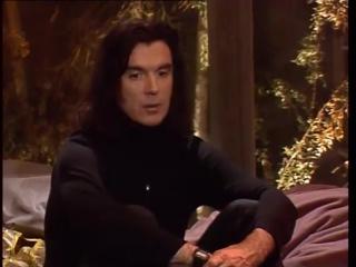 David Byrne в Кафе Обломов