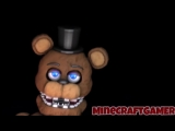 (SFM-FNAF2) (Collab w-XboxGamerK) Hide Behind The Mask Song Created By- SlyphStormARCHIVE