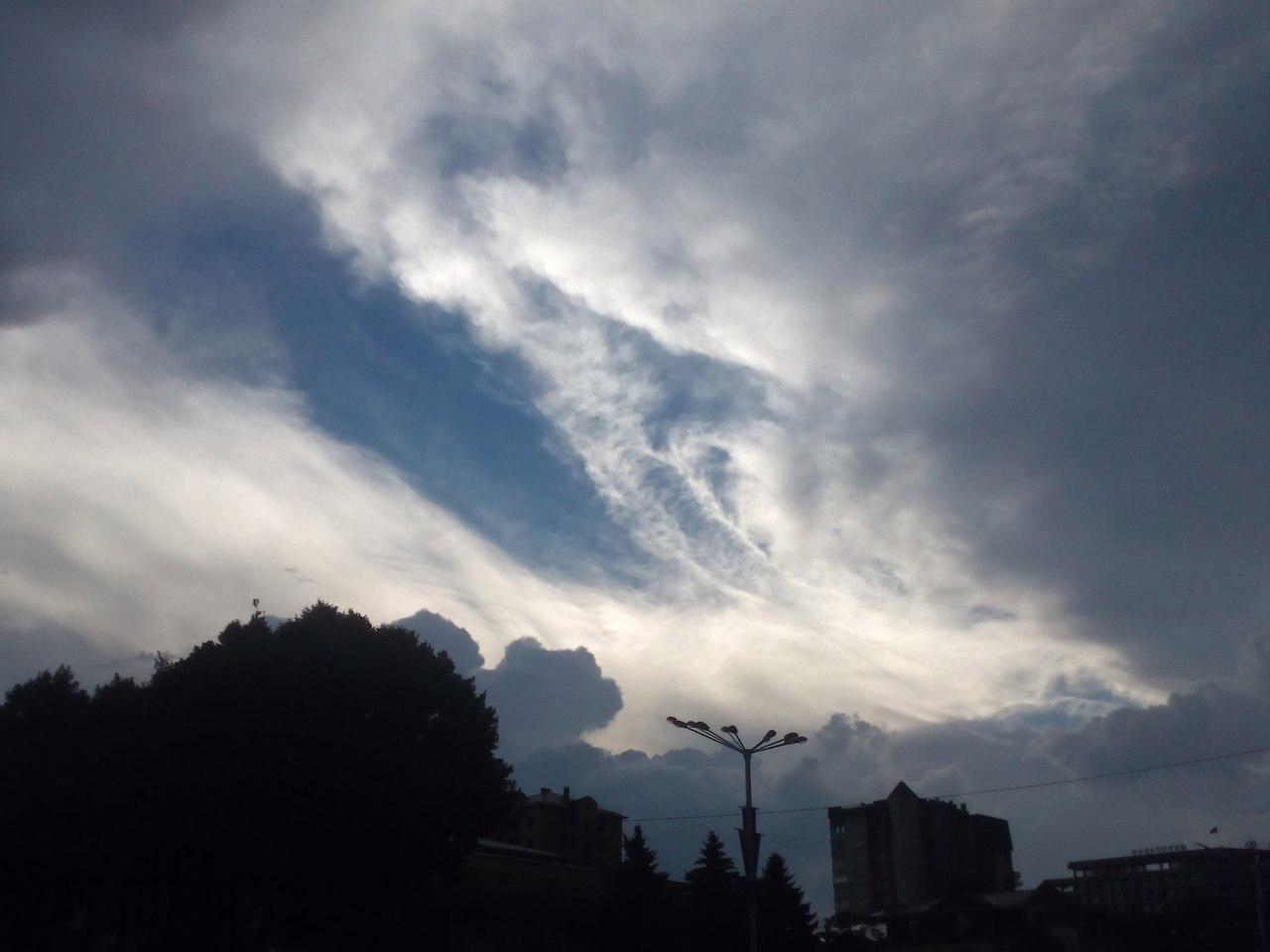 Ессентуки, небо, облака