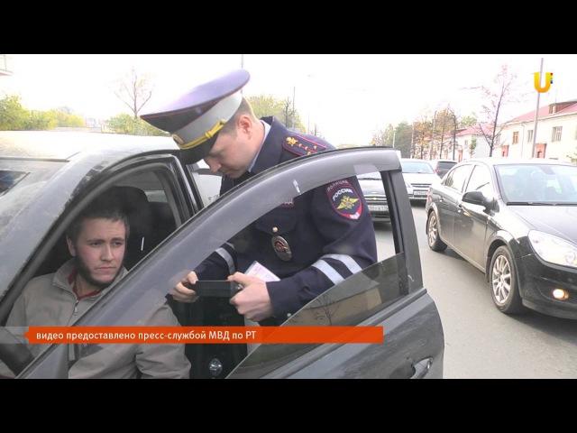 Сотрудники Госавтоинспекции провели операцию