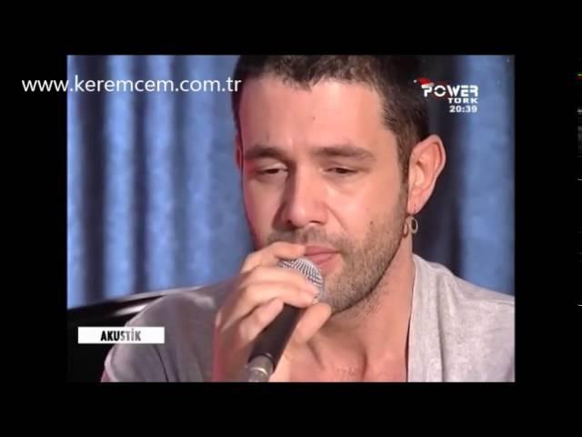Keremcem - Razı Olmaktır Aşk-Orjinal-Powerturk-Yılbaşı Özel-Akustik-31-12-2013