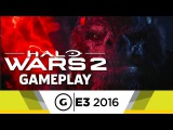 15 Minutes of Halo Wars 2: Stronghold Mode Gameplay at E3 2016