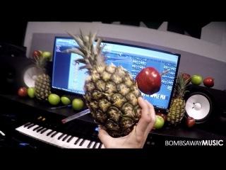 Bombs Away - Pen Pineapple Apple Pen Remix (PPAP FREE DOWNLOAD)